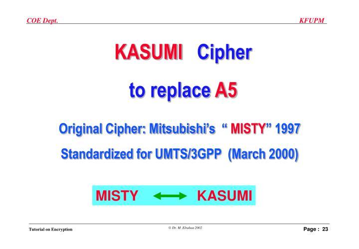 MISTY               KASUMI
