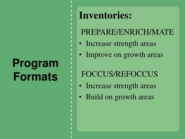 Inventories: