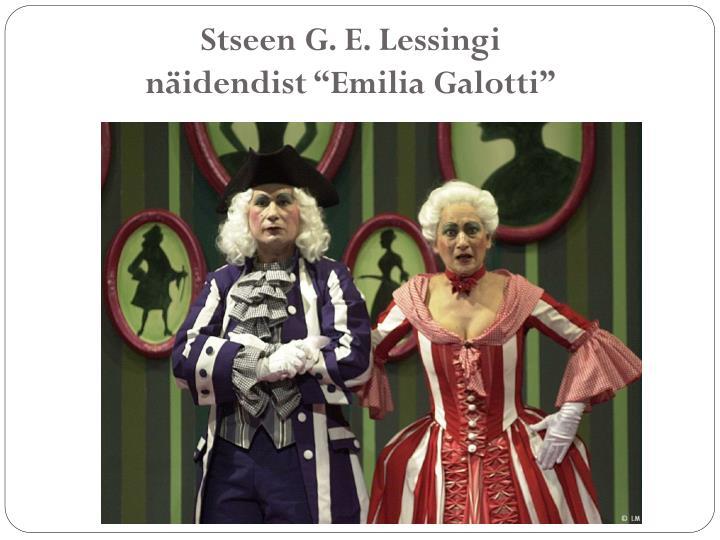 Stseen G. E. Lessingi