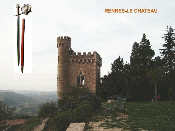 RENNES-LE CHATEAU