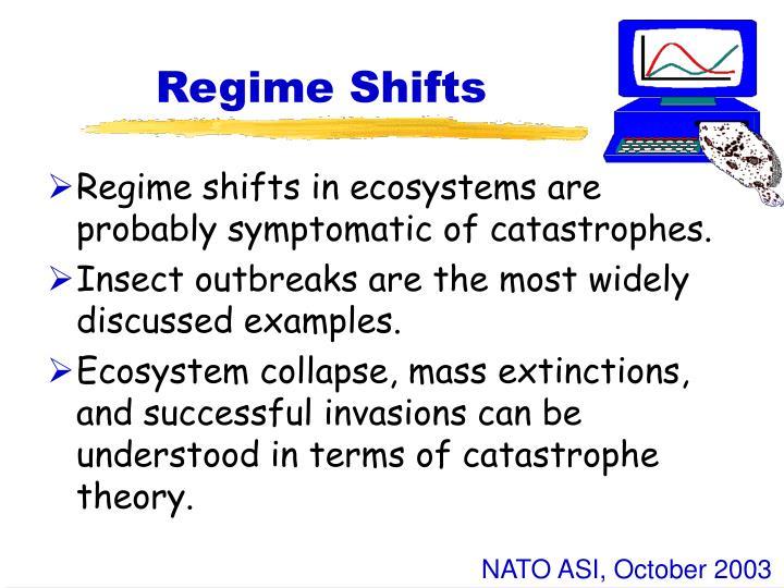 Regime Shifts