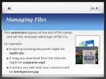 managing files1