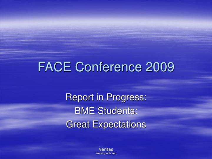 Face conference 2009