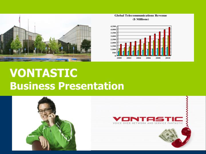Vontastic business presentation