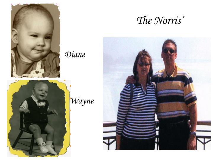 The Norris'