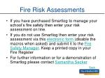 Fire department incident safety officer sop