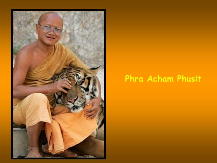 Phra Acham Phusit