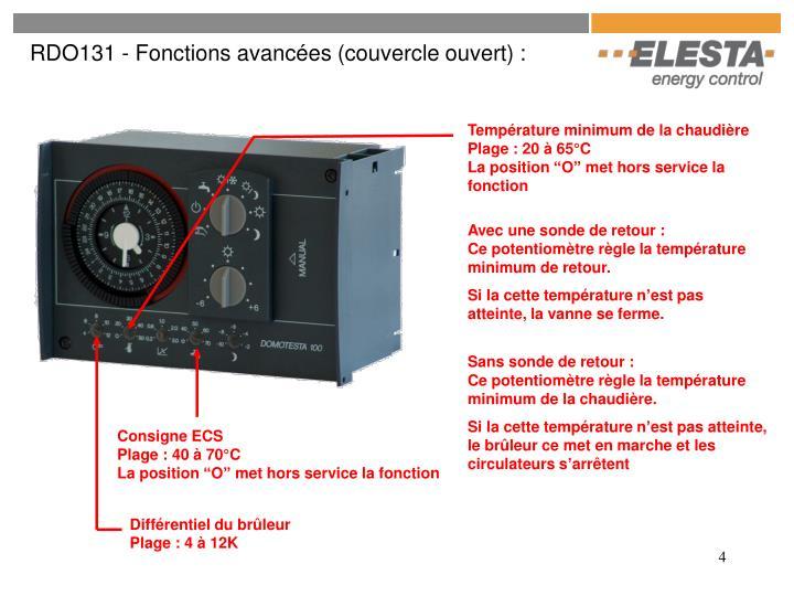 RDO131 - Fonctions