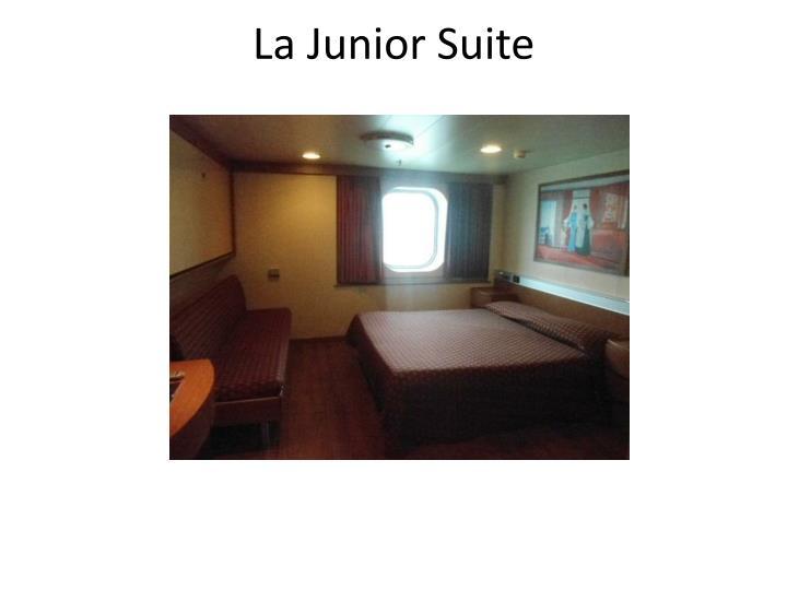 La Junior Suite