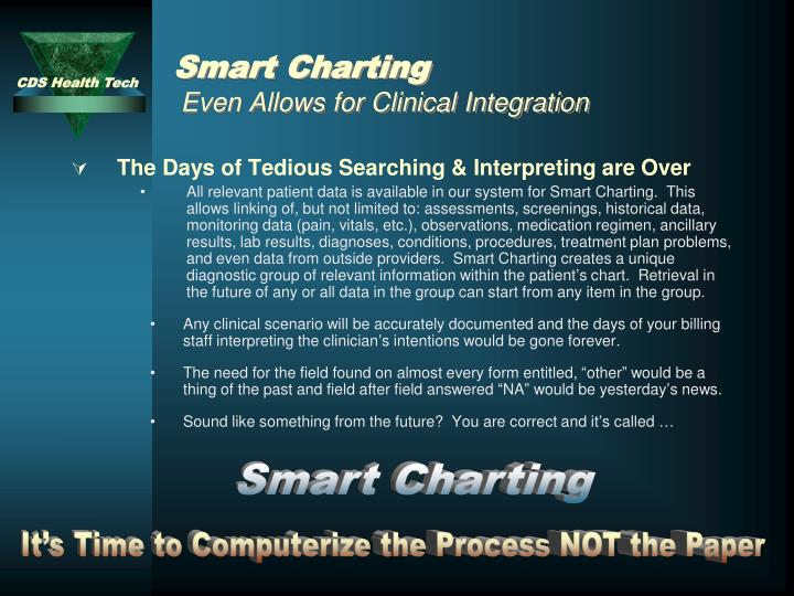 Smart Charting