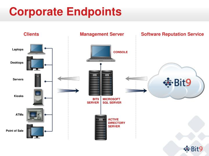 Corporate Endpoints