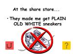 at the shore store