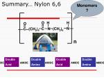 summary nylon 6 6