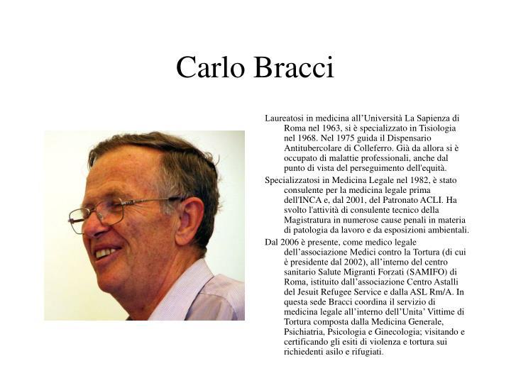 Carlo Bracci