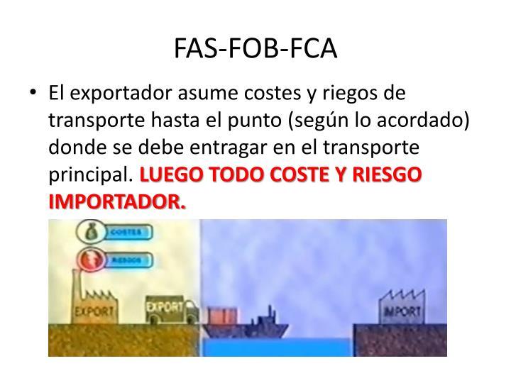 FAS-FOB-FCA