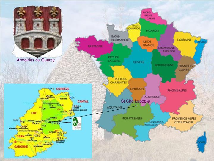 Armoiries du Quercy
