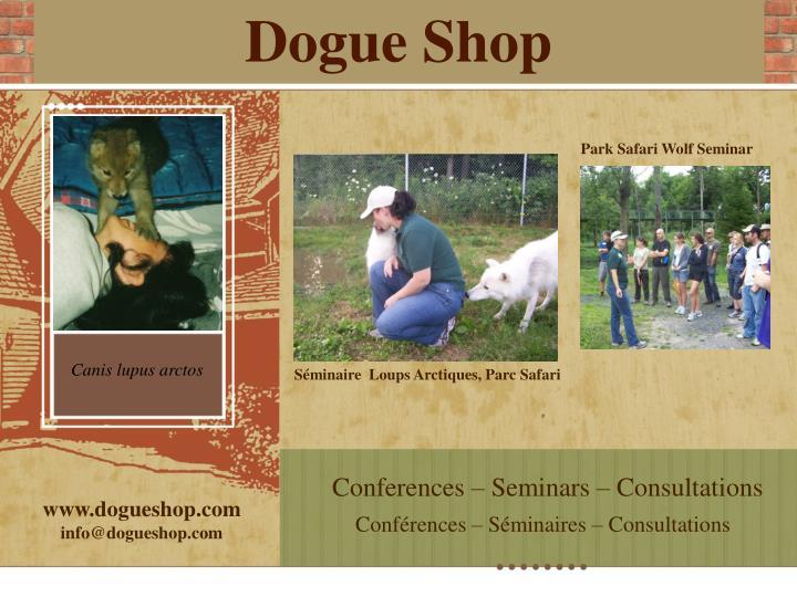 Dogue Shop