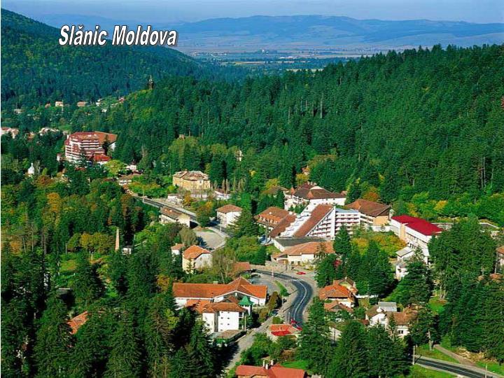 Slănic Moldova