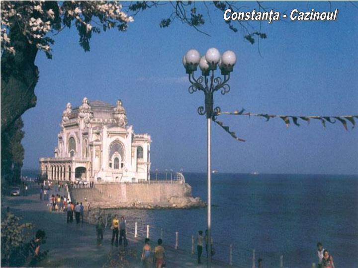 Constanţa - Cazinoul