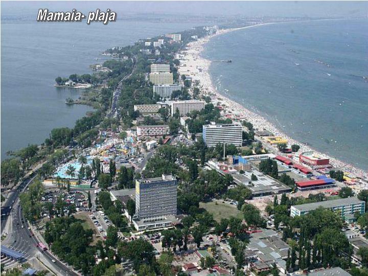 Mamaia- plaja