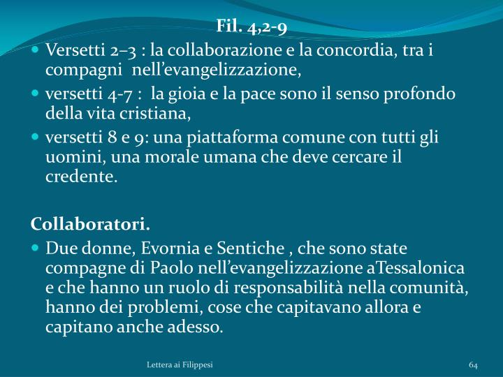 Fil. 4,2-9