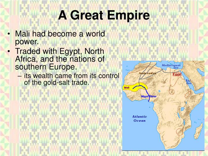 A Great Empire