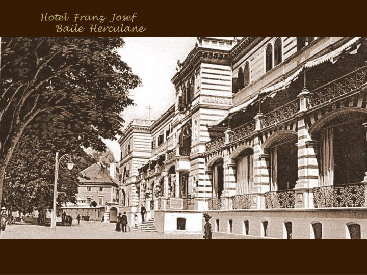 Hotel  Franz  Josef