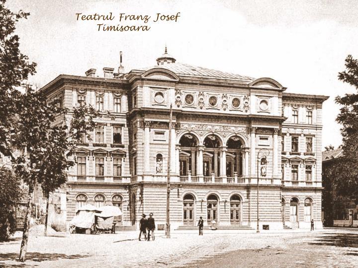 Teatrul  Franz  Josef