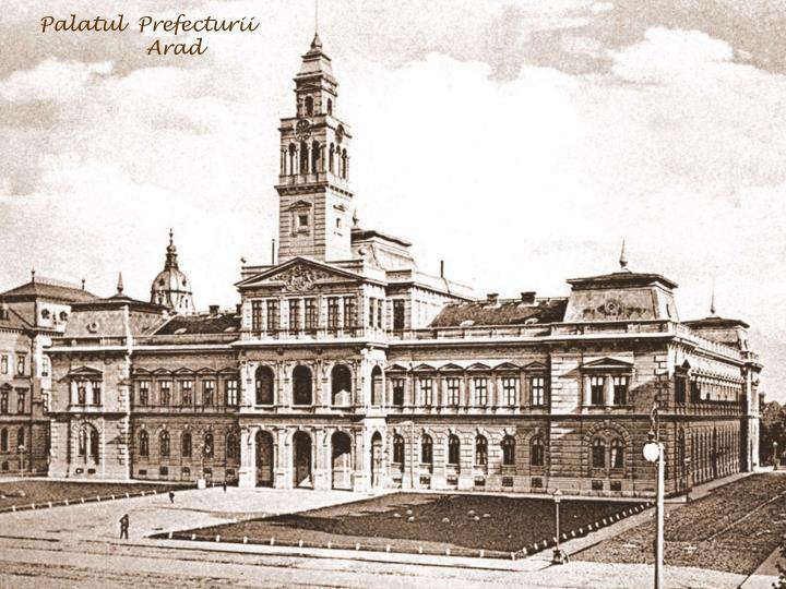 Palatul  Prefecturii