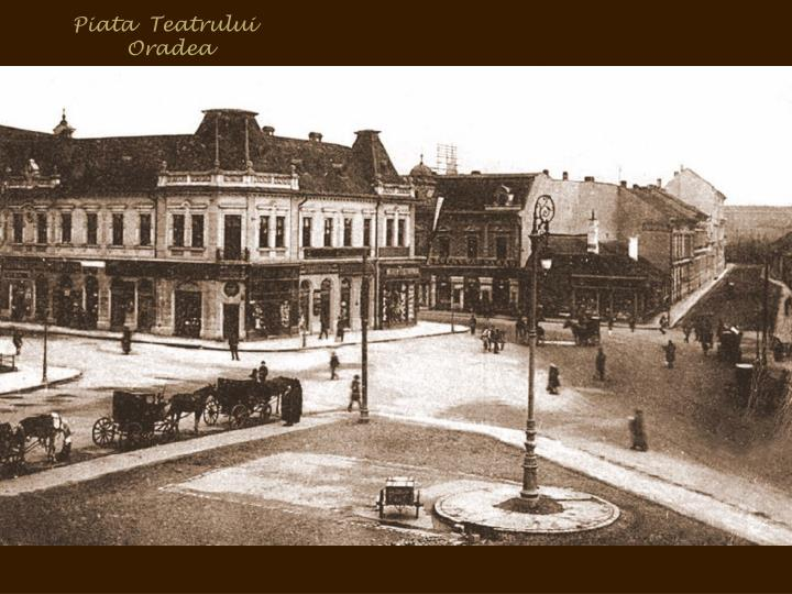 Piata  Teatrului