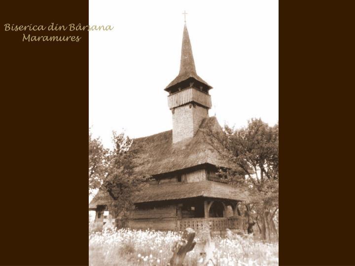 Biserica din Bârsana