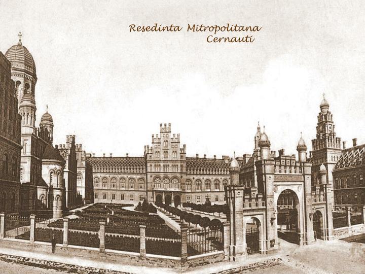 Resedinta  Mitropolitana
