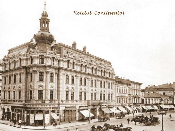 Hotelul  Continental