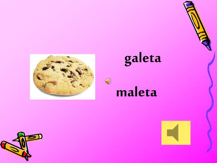galeta