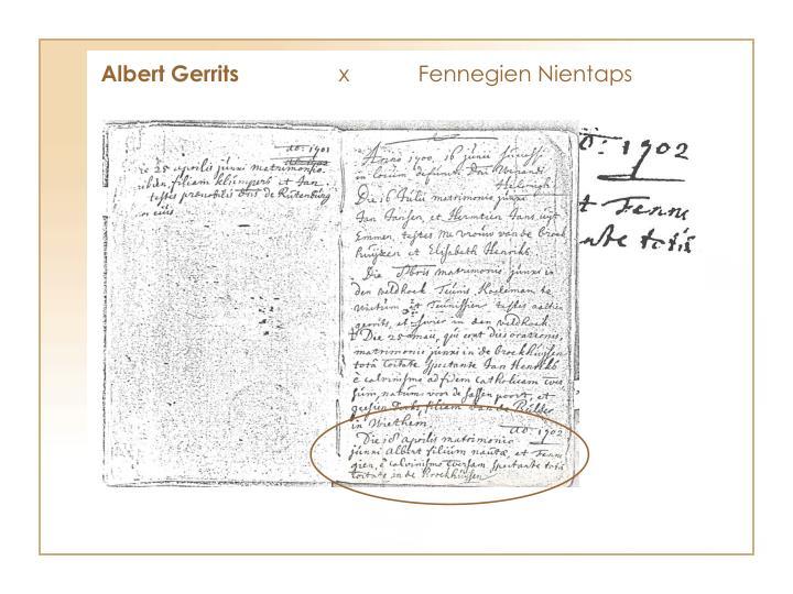 Albert Gerrits