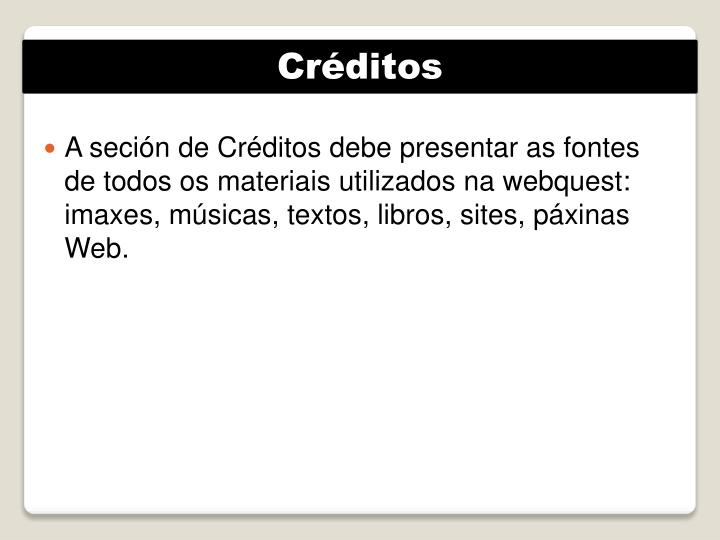 Créditos