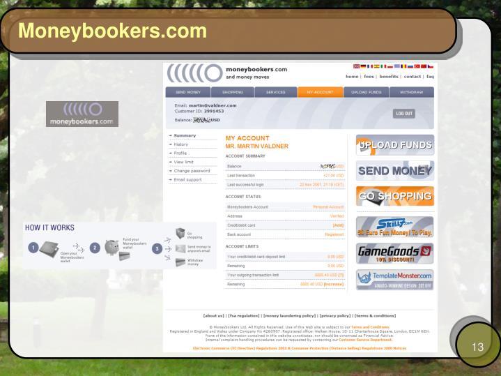 Moneybookers.com