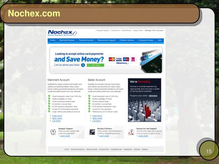 Nochex.com