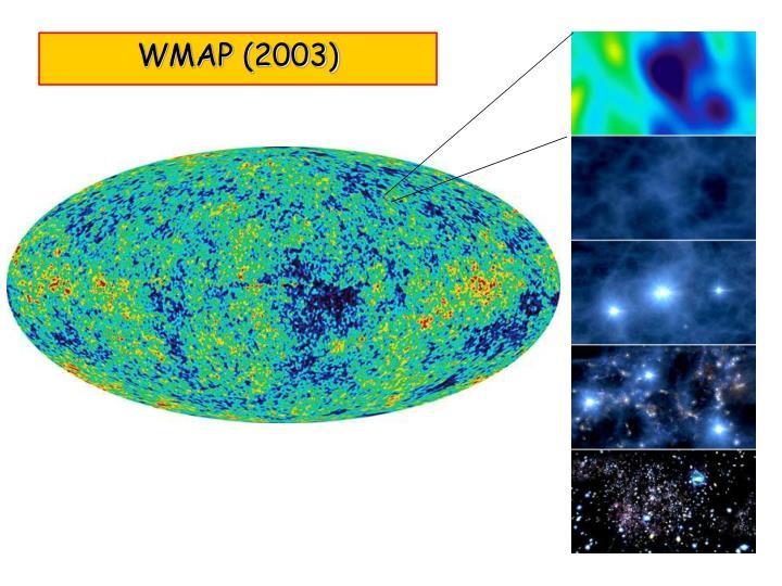 WMAP (2003)