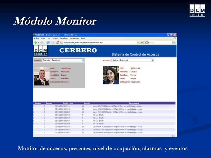 Módulo Monitor
