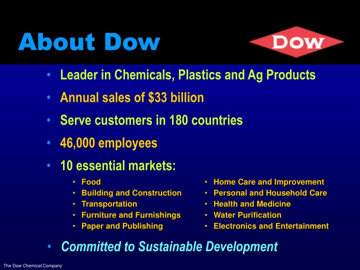 About dow