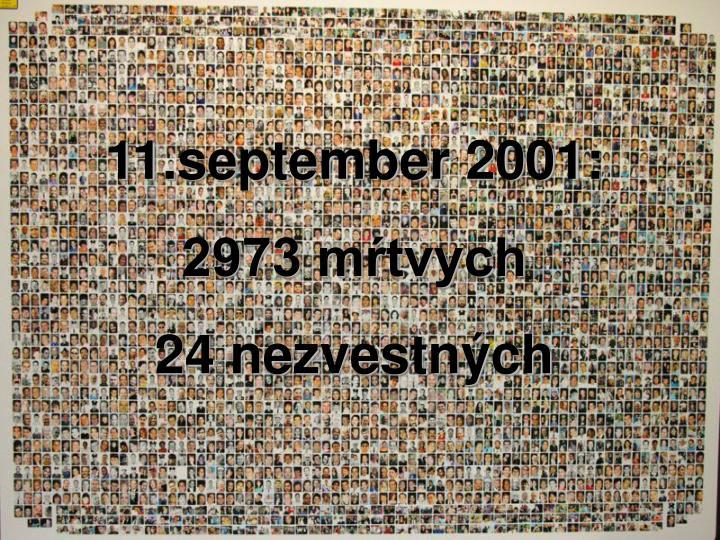 11.september 2001: