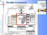 the bbc framework