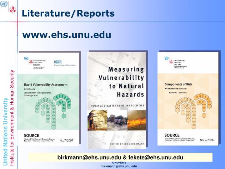 www.ehs.unu.edu