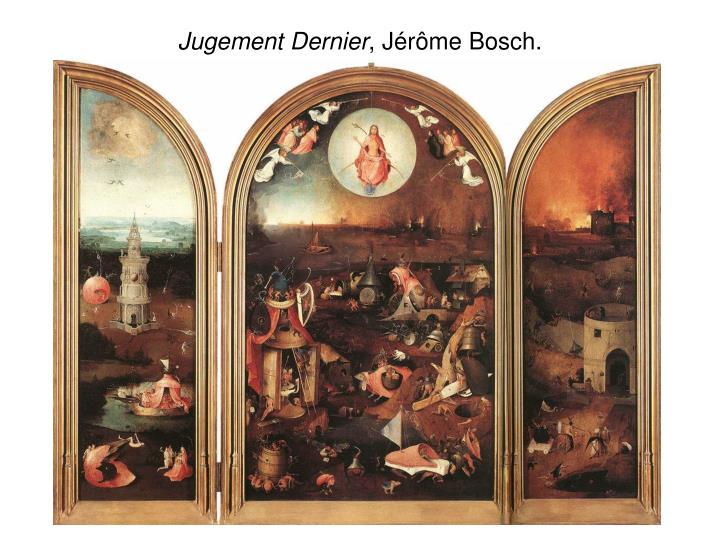 Jugement Dernier