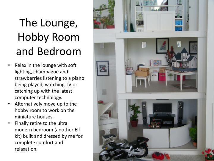 The Lounge,
