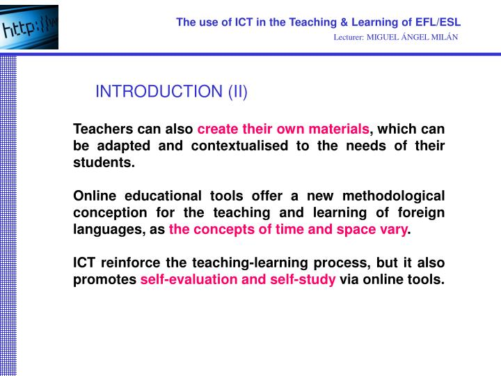 Essay Teaching