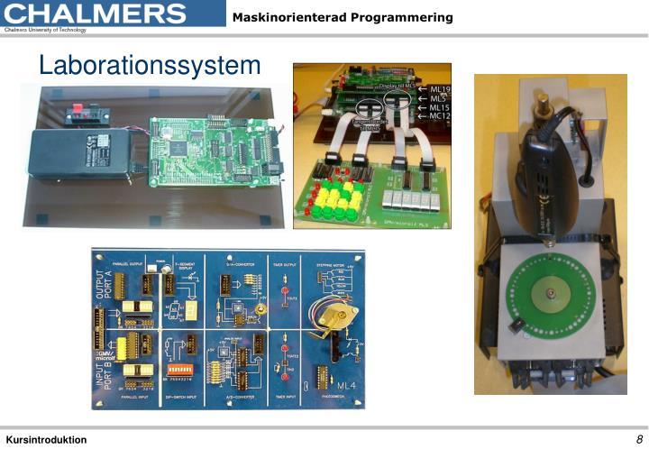 Laborationssystem
