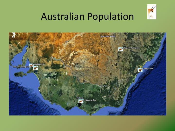 Australian Population