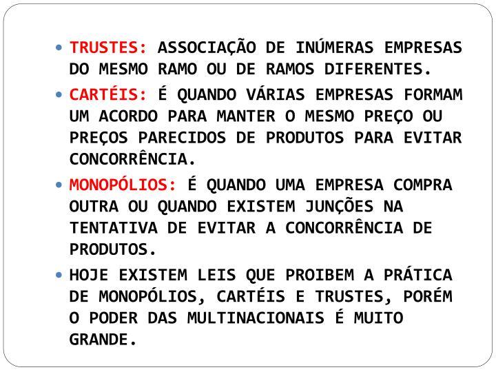 TRUSTES:
